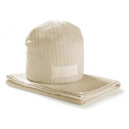 38093-20 Hat and scarf set