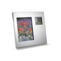 23029 Clock photo frame