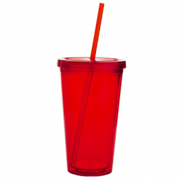 40003 Double wall acrylic tumbler