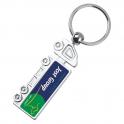 Truck key ring