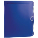 14027 Polypro padfolio with business card