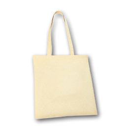 75002 Natural cotton shoulder tote