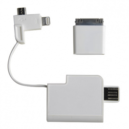 09140-10 4 in 1 multiple adapter
