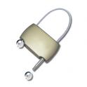 61040 Metallic keychain