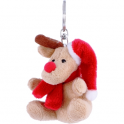 HE 197 Christmas reindeer, keyring, 12